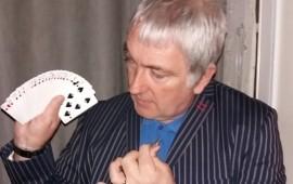 Paul Anthony: Sleight of hand Magician - Close-up Magician - Islington, London