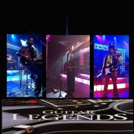 The Guitar Legends: A Tribute to BB King/Chuck Berry/Jimi Hendrix image