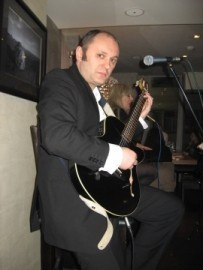 Galley Malteze - Acoustic Guitarist / Vocalist - Malaga, Spain