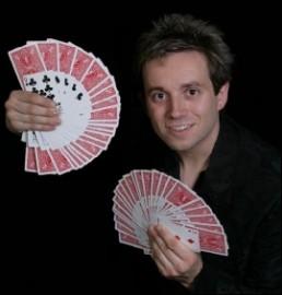 Something Tricky - Cabaret Magician - Bedfordshire, London