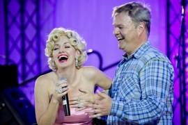 Heather Chaney - Marilyn Monroe Tribute Act - Orlando, Florida