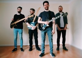 Just About Functioning - Cover Band - Lewisham, London