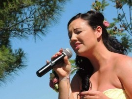 Classical Crossover Soprano -Joanne Sarah Dennis  - Female Singer - Birkenhead, North West England
