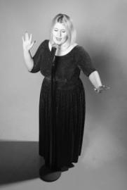 Charlotte Hale as Adele - Adele Tribute Act - Wolverhampton, West Midlands
