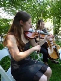 Rosetta String Duo - String Duo - Burlington, Ontario