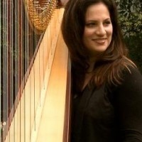 Deanna Carolina - Harpist - Orlando, Florida