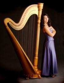 Boston Harpist Lizary Rodriguez - Harpist - Boston, Massachusetts