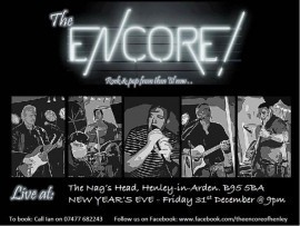 The Encore - Function / Party Band - warwickshire, West Midlands