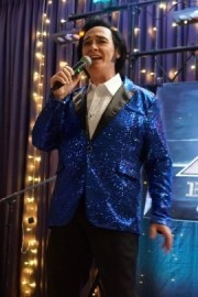 Greg Jaqua's tributes to Elvis, Neil Diamond and more! - Elvis Impersonator - Allen Park, Michigan