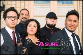 A Sure Thing - Cover Band - Houston, Texas