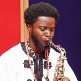 Olayemi Ogundola  - Saxophonist -