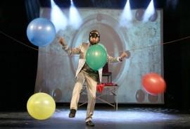 Johnny Filion - Other Comedy Act - Zurich, Switzerland