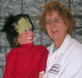Wilma Swartz, The VENTertainer - Ventriloquist - Glendale, Arizona
