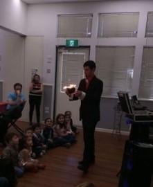 fab the magician  - Children's / Kid's Magician - melbourne, Victoria