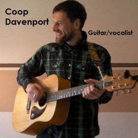 Coop Davenport - Guitar Singer - Lichfield, West Midlands