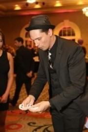 Richard E. Darshwood - Wedding Magician - Louisville, Kentucky