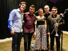 Mangroove - Soul / Motown Band - Bogotá, Colombia