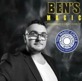 BEN'S MAGIC - Close-up Magician - Redbridge, London