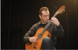 Thomas Vasdaris - Classical / Spanish Guitarist - Accrington, North of England