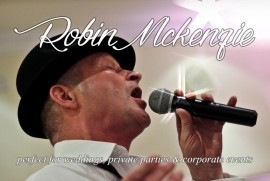 Robin Mckenzie's Tribute To Swing  - Frank Sinatra Tribute Act - Hampshire, South East