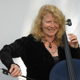 Martha Colby - Cellist - West Yellowstone, Montana