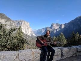 Kelly Miller - Acoustic Guitarist / Vocalist - Oakland, California