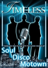 Timeless - Soul / Motown Band - Spain