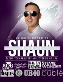 Shaun Moore Multi Tribute artist - Robbie Williams Tribute Act - Essex, South East