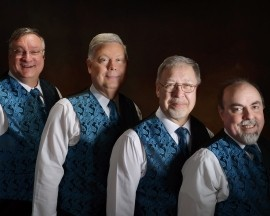 A cappella barbershop quartet  - A Cappella Group - Plano, Texas