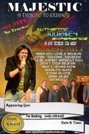 Majestic: A Tribute To Journey  - Other Tribute Band - Columbus, Ohio