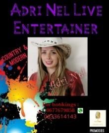 Adri Nel live Entertainer - Female Singer - pretoria, Gauteng