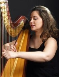 Elisa harp - Harpist - Rome, Italy