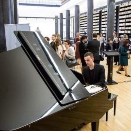 Professional Pianist - Pianist / Keyboardist - Vilnius, Lithuania