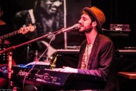 Jazzy L - Pianist / Singer - Belgium