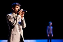 Brandon James Bosch - Production Singer - South Africa, Western Cape