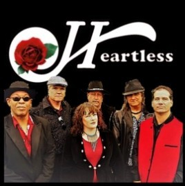 Heartless - A Tribute to Ann Wilson of Heart - Other Tribute Band - Montpelier, Vermont
