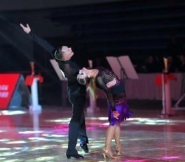 Ballroom couple Vlad and Tania - Ballroom Dancer - Cherkassy, Ukraine