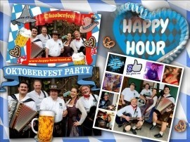 HAPPY HOUR Oktoberfestband Partyband Hochzeitsband Weddingband - German Band - Germany / Bavaria, Germany
