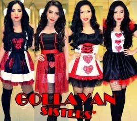 GOLLAYAN SISTERS - Pop Band / Group - Philippines, Philippines