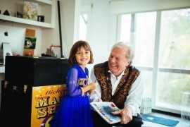 Richmond Magic Shows - Children's / Kid's Magician - Richmond, Virginia