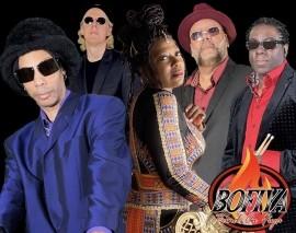 BOFiya = Band On Fiya - Soul / Motown Band - Los Angeles, California