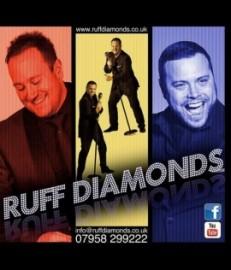 The Ruffdiamonds Show  - Male Singer - London