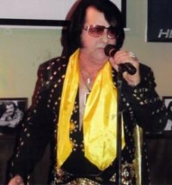 BILLVIS - Elvis Impersonator - Woodstock, Illinois