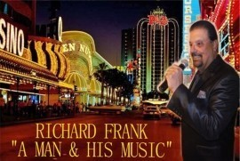 Richard Frank  - Neil Diamond Tribute Act - Palm Beach County, Florida
