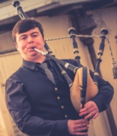 Connor Honeyball - Bagpiper - Argyll and Bute, Scotland