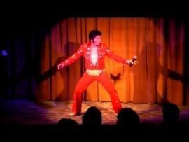 Chris Field as Elvis - Elvis Impersonator - South East