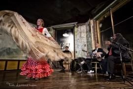 Ania La Candela - Flamenco Dancer - Atlanta, Georgia