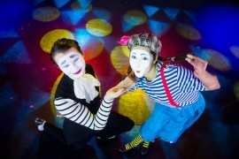 Duo KomArt - Other Comedy Act - Russia, Russian Federation