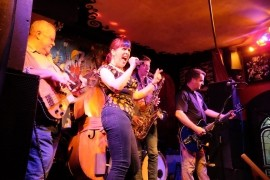 Ruby & the Roughcuts - Rock & Roll Band - Dorset, South West