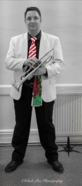 The Welsh Trumpeter Ricky Hunter - Trumpeter - Nelson, Wales